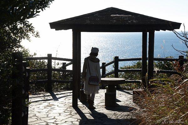 日向岬 展望台